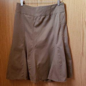 🆕️🍁Dynamite Cotton Midi Skirt